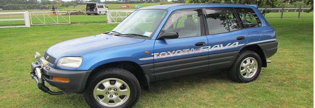 Toyota Rav4 @ USD 45