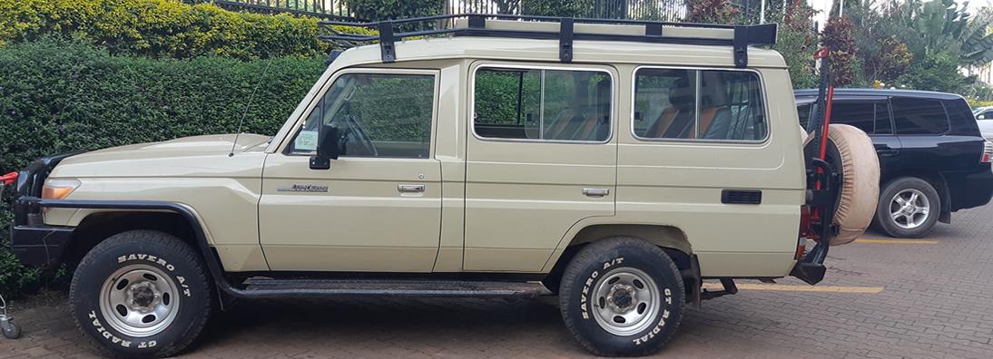 safari Landcruiser@ 200$
